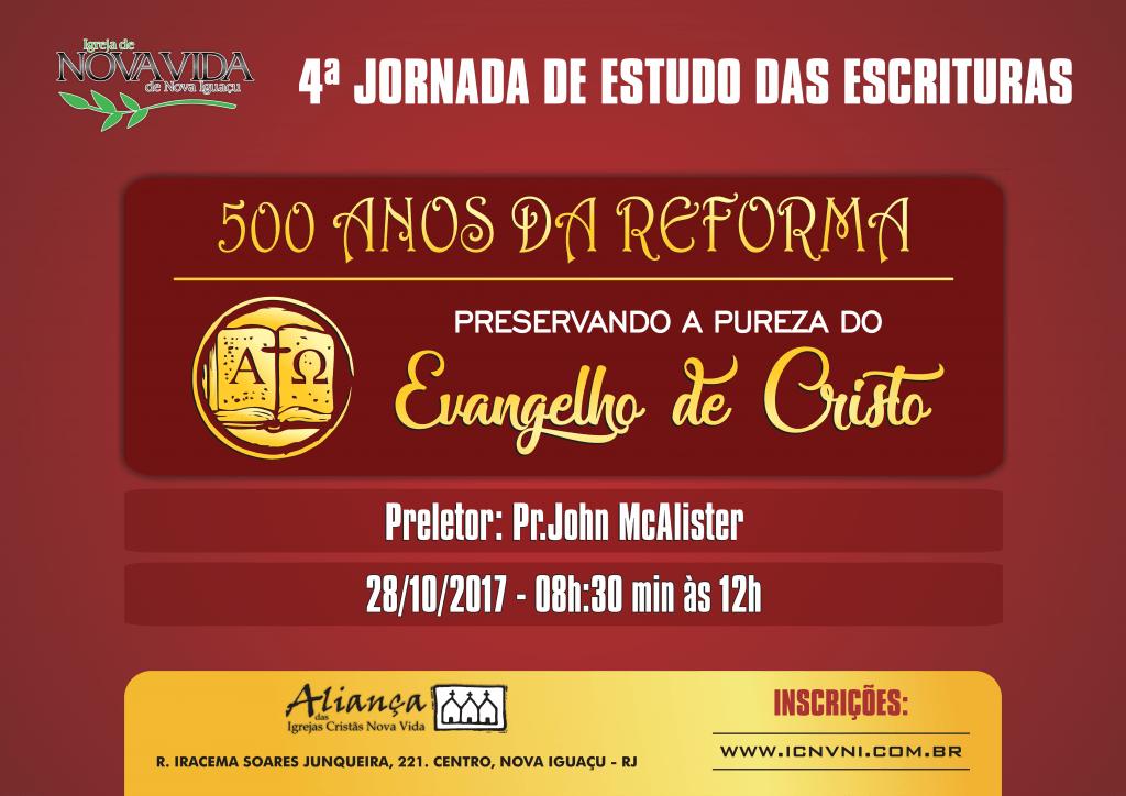 500 anos da Reforma