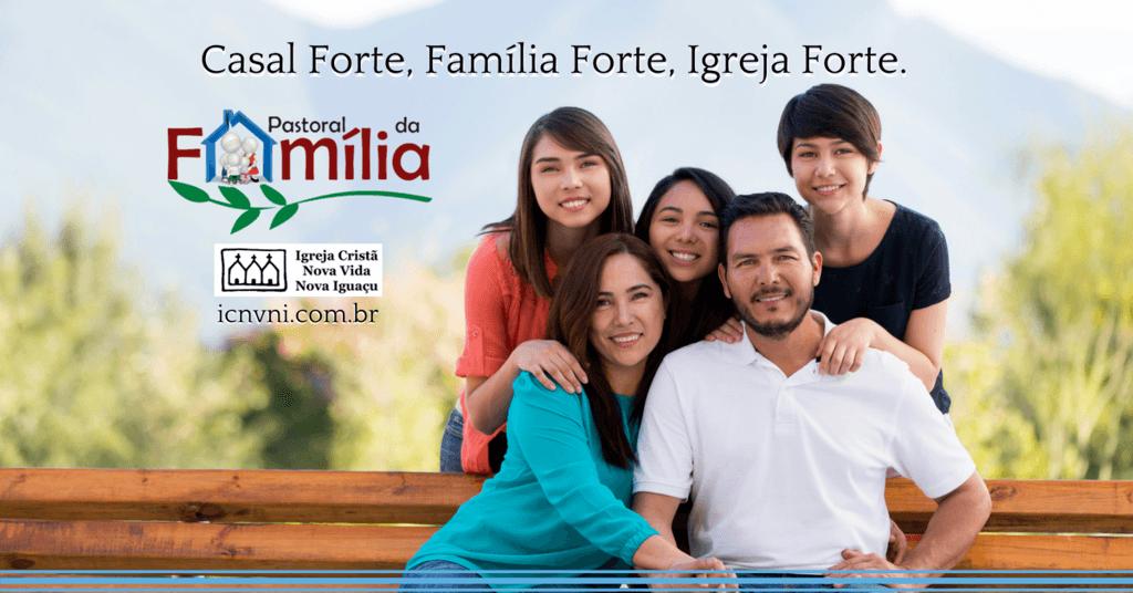Evento-Pastoral da Familia