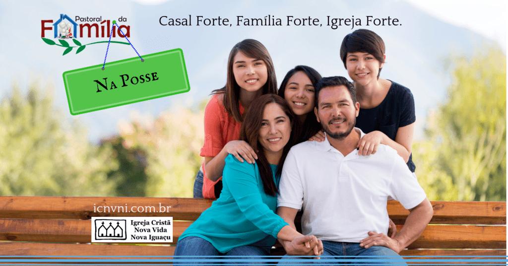 ICNV Posse - Pastoral da Familia