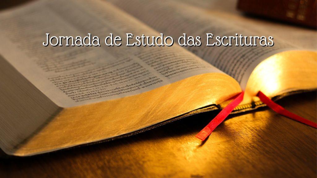 Jornada de Estudo das Escrituras