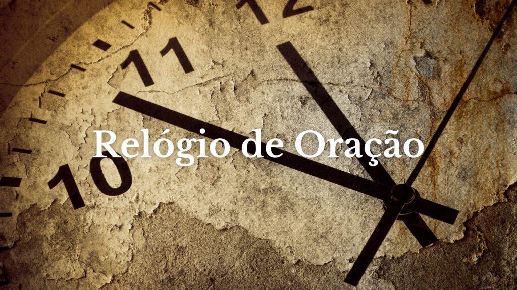 2020 11 11 Site Relógio De Oração Icnvni