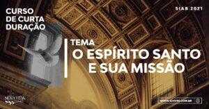 material do curso o espirito santo e sua missao