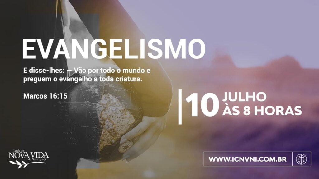 10072021 evangelismo