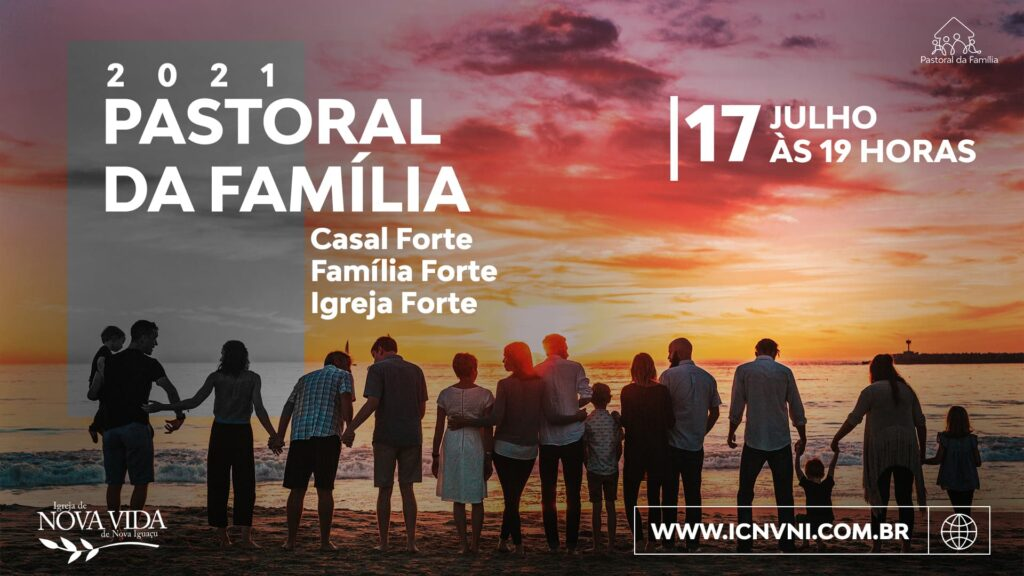 17072021 pastoral da família