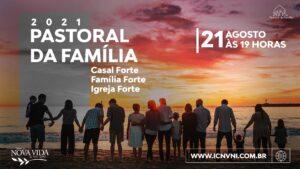 21082021 pastoral da família