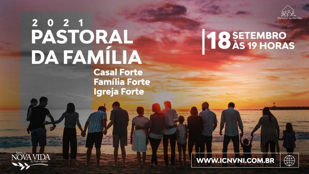 18092021 pastoral da família