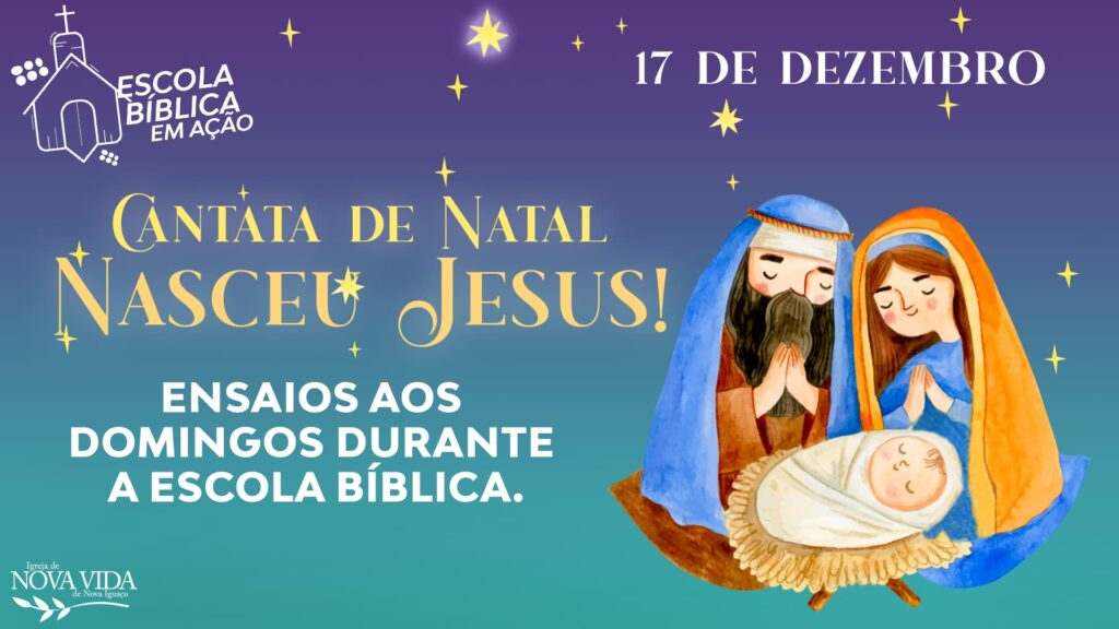 17122021 cantata de natal escola bíblica